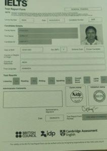 IELTS TOEFL PTE Training Centers Bengalore